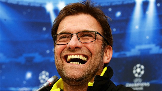 klopp: der bvb in der champions league